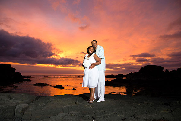 Big Island Wedding Package