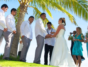 Oahu Wedding Ceremony